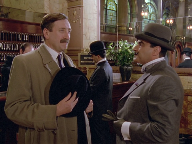 Ranking Every Episode Of Agatha Christies Poirot Sketches By Boze
